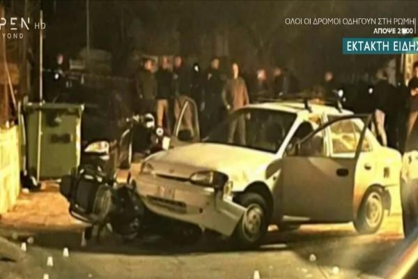 Θρίλερ στο Πέραμα: Αιματηρή καταδίωξη με ένα νεκρό και 7 τραυματίες (Video)