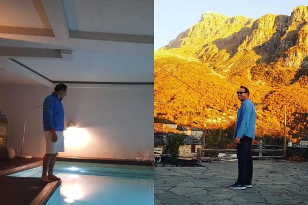 Κώστας Κεντέρης: Το ξενοδοχείο στο Πάπιγκο και η διάκριση