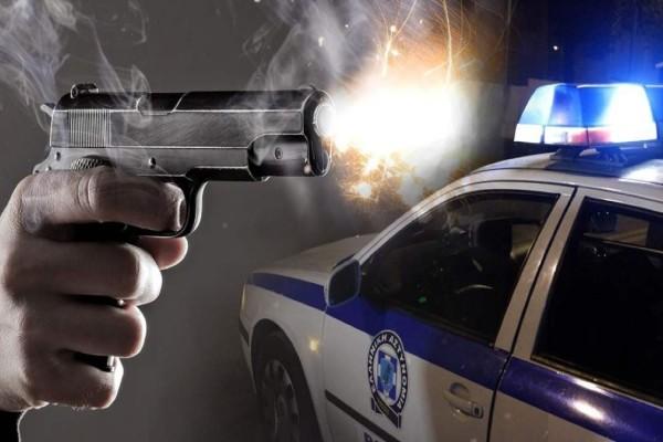 Σκηνές φαρ ουέστ στην Κηφισιά: Τραυματίας από πυροβολισμούς στη γέφυρα Καλυφτάκη