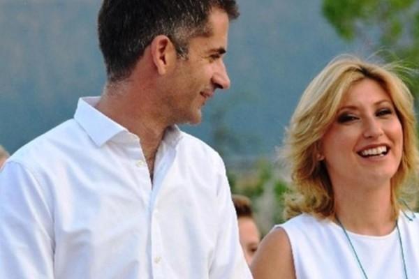 «Βυθίστηκαν» στη θλίψη Σία Κοσιώνη και Κώστας Μπακογιάννης - Τραγικά τα νέα