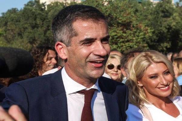 Χαρές στο σπίτι της Σίας Κοσιώνη και του Κώστα Μπακογιάννη - Το ανακοίνωσαν με μια φωτογραφία