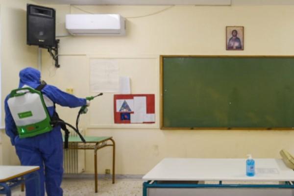 Συναγερμός σε σχολείο στη Θεσσαλονίκη – 48 κρούσματα σε μαθητές και καθηγητές
