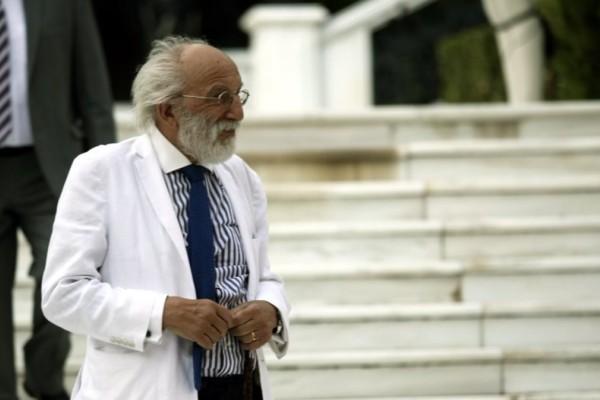 Συγκινεί ο Αλέξανδρος Λυκουρέζος: «Ήταν πολύ οδυνηρή η απώλειά του Βλάσση Μπονάτσου»