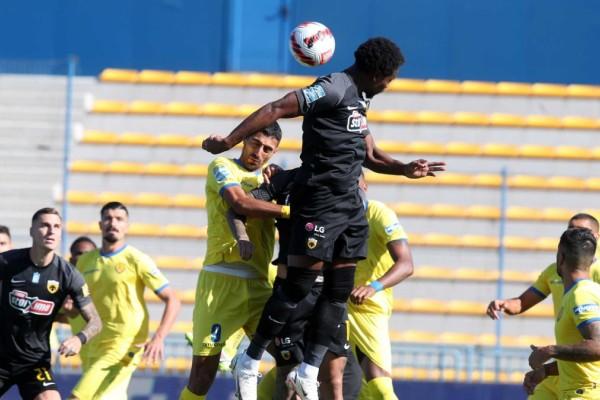 Παναιτωλικός - ΑΕK: Νίκη με 3-1 για την Ένωση