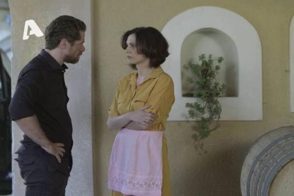 Σασμός (26/10): Ο Μαθιός πηγαίνει σπίτι της Βασιλικής και...
