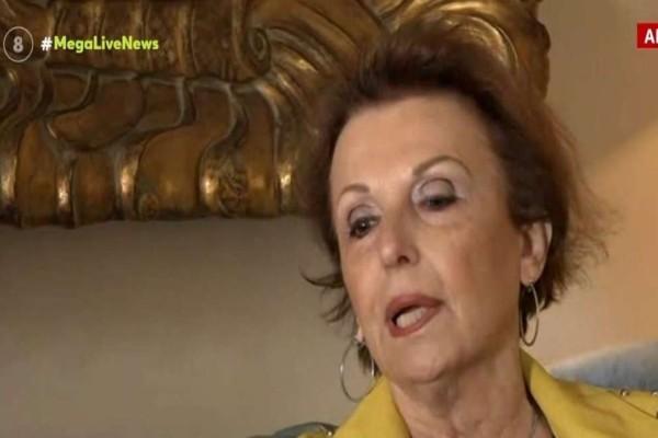Πολλαπλό μυέλωμα: «Μη φοβάσαι, είσαι δυνατή» - Το μήνυμα αγωνίστριας στη Ντόρα Μπακογιάννη