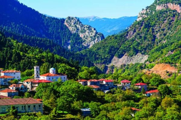 Ευρυτανία: Γνωρίστε ένα από τα ομορφότερα ορεινά χωριά της!