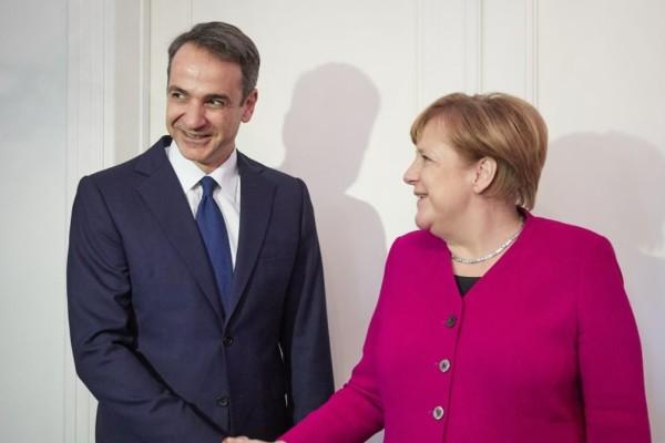 Άνγκελα Μέρκελ: Έρχεται στην Ελλάδα η Γερμανίδα Καγκελάριος