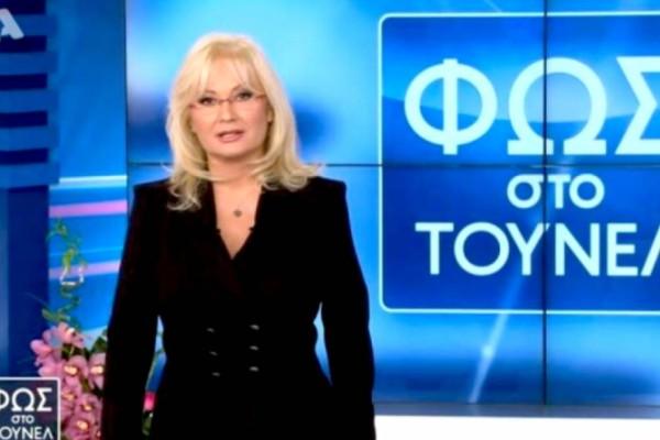 Μεγάλη αποκάλυψη της Αγγελικής Νικολούλη στην πρεμιέρα - «Σεισμός» στην Ελλάδα