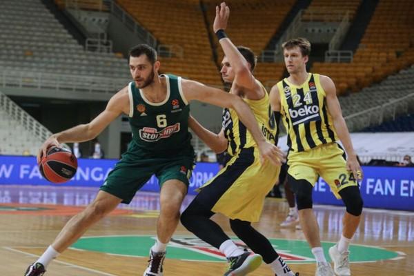 Euroleague: Παναθηναϊκός – Φενέρμπαχτσε: Αποδοκιμάστηκε ο Τζόρτζεβιτς από τους οπαδούς στο ΟΑΚΑ