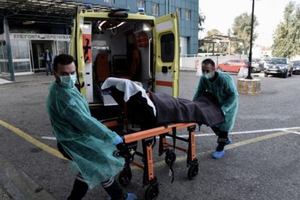 Θρήνος στην Πάτρα: Κατέληξε 32χρονος από επιπλοκές του κορωνοϊού