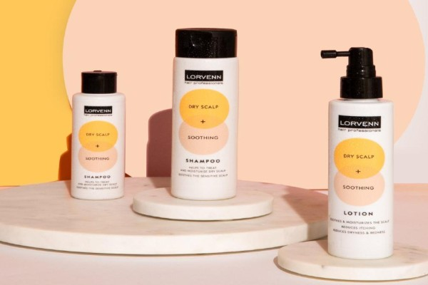 Νέο προϊόν από την LORVENN HAIR PROFESSIONALS