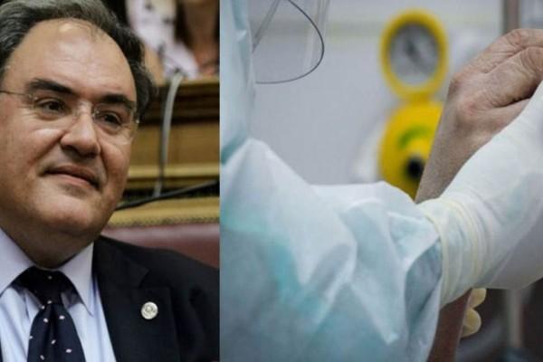 Σαρηγιάννης: «Υπάρχει 13% πιθανότητα να μολυνθεί ένας εμβολιασμένος»