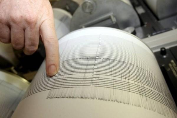 Ισχυρός σεισμός στην Νάξο!