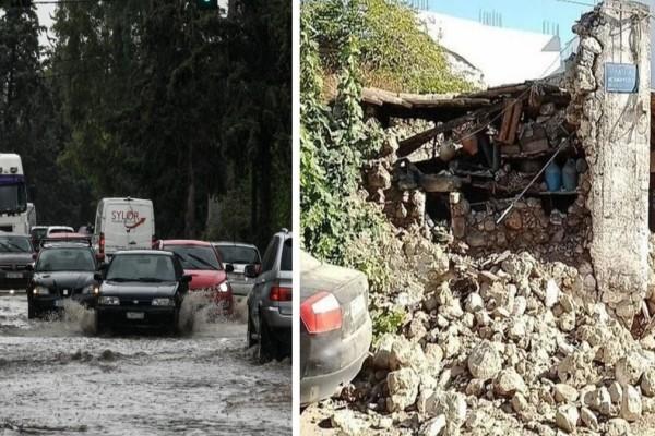 «Βόμβα» για σεισμό μεγέθους 8,5 Ρίχτερ! Εφιαλτική πρόβλεψη απ' τον καθηγητή Κώστα Συνολάκη