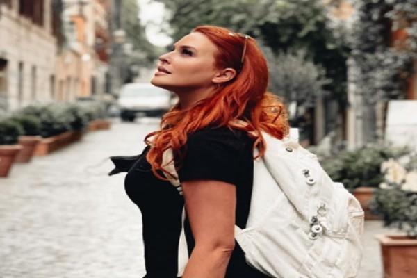 «Κρυφό» ταξίδι για τη Σίσσυ Χρηστίδου - Στη Ρώμη με τον «άντρα της ζωής της!»