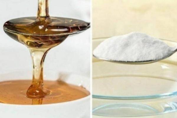 Μαγειρική σόδα και μέλι: Μια θαυματουργή θεραπεία που σκοτώνει και την πιο δύσκολη ασθένεια