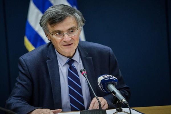 Επιστέφει ο Τσιόδρας! Στο τιμόνι επιτροπής της Ιατρικής Σχολής Αθηνών για την πανδημία