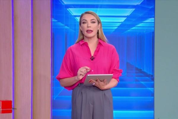 Σπαραγμός για την Τατιάνα Στεφανίδου: Απόλυτος εφιάλτης για την παρουσιάστρια