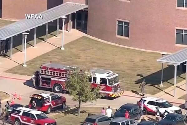 Μακελειό στο Τέξας: Πυροβολισμοί σε σχολείο - Αναφορές για πολλά θύματα
