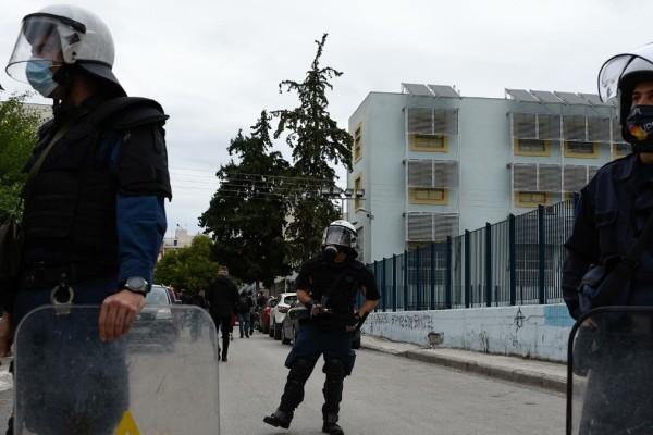 Θεσσαλονίκη: Επεισόδια στις συγκεντρώσεις για τη Σταυρούπολη