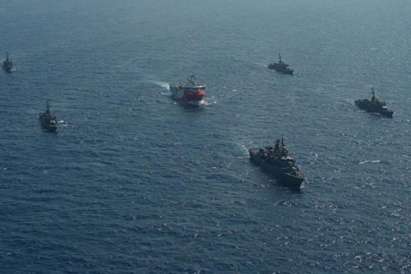 Νέα παράνομη τουρκική NAVTEX στην περιοχή ερευνών του Nautical Geo