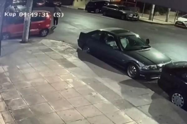 Πειραιάς: Σοκαριστικό βίντεο δείχνει όχημα να παρασέρνει και να σκοτώνει πεζό