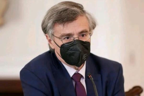 Έξαλλος ο Σωτήρης Τσιόδρας: Είπε την πιο σκληρή αλήθεια στους ανεμβολίαστους