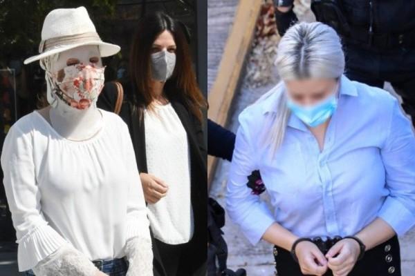 Επίθεση με βιτριόλι: Πόσα χρόνια φυλακή μπορεί να «φάει» η Έφη - Η ώρα της απολογίας για την 36χρονη! Τι θα ισχυριστεί η κατηγορούμενη (Video)