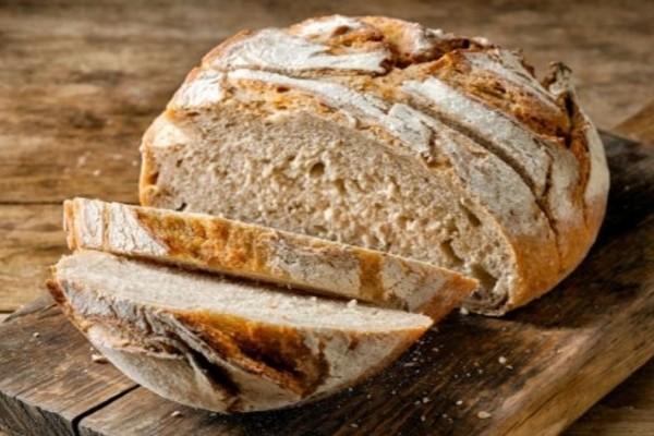 Χωριάτικο ψωμί γάστρας χωρίς ζύμωμα βήμα βήμα (vid)