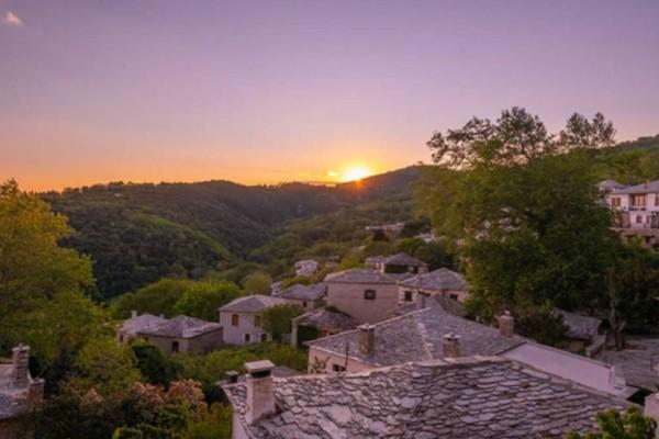 Εκδρομή στο Πήλιο: Ανακαλύπτουμε το πέτρινο «μυστικό» χωριό του χτισμένο στις πλαγιές του βουνού