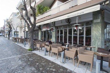 Μέντωρ Cafe