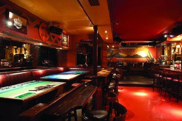 Escoba-Escoba Lounge