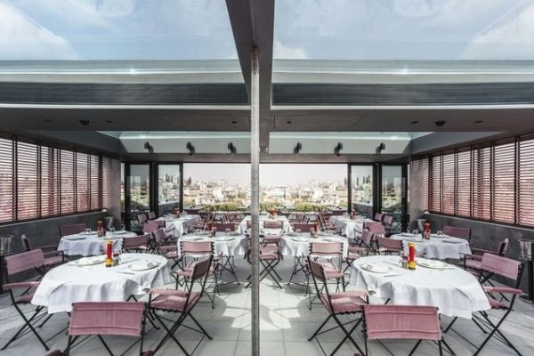 AthensWas - Modern Rooftop Dining