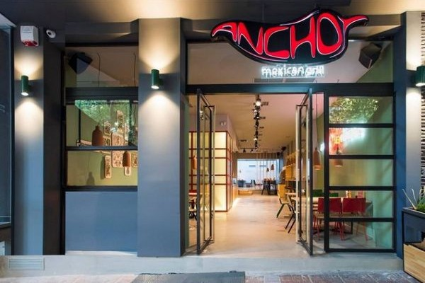 Ancho Mexican Grill - Κηφισιά