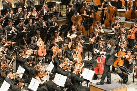 Oρχήστρα Νέων της Βενεζουέλας Simón Bolívar σε έργα Beethoven & Στραβίνσκι στο Ωδείο Ηρώδου Αττικού
