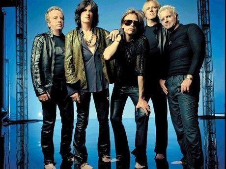 Οι Aerosmith στο Γήπεδο Καραϊσκάκη
