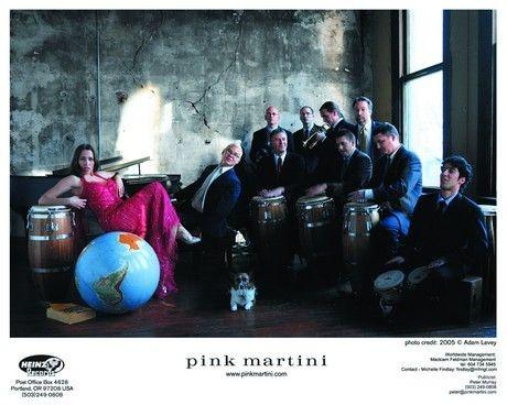 Οι Pink Martini στον Λυκαβηττό