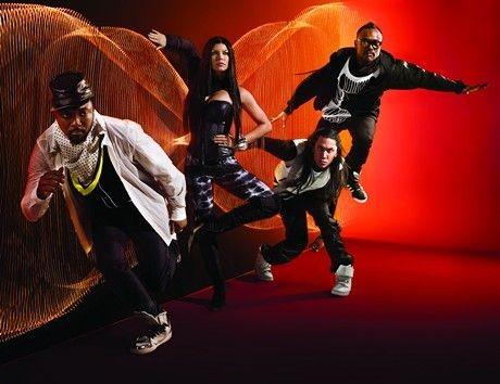 Black Eyed Peas στο Rockwave Festival