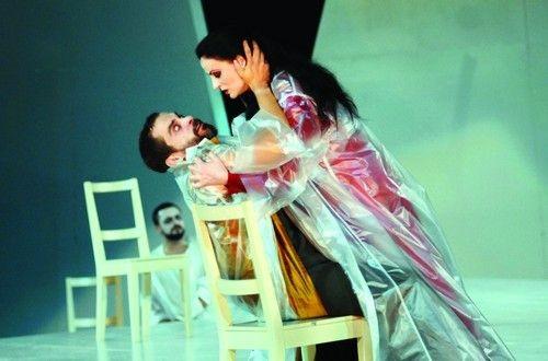 Οιδίπους Τύραννος στο Θέατρο Πέτρας.