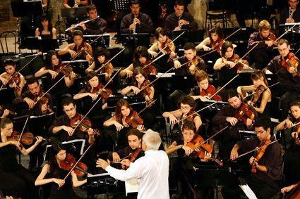 Η Ελληνοτουρκική Ορχήστρα Νέων στο Νέο Μουσείο της Ακρόπολης