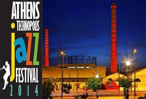 14o Athens Technopolis Jazz Festival: Η Τεχνόπολις ακούει για μια ακόμη χρονιά τζαζ!
