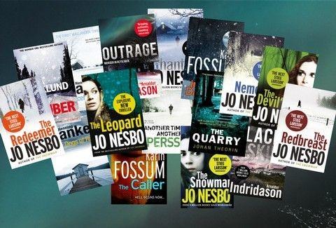 Ο Jo Nesbo στην Τεχνόπολις! Μια βραδιά για τον σπουδαίο Νορβηγό συγγραφέα στο Γκάζι!