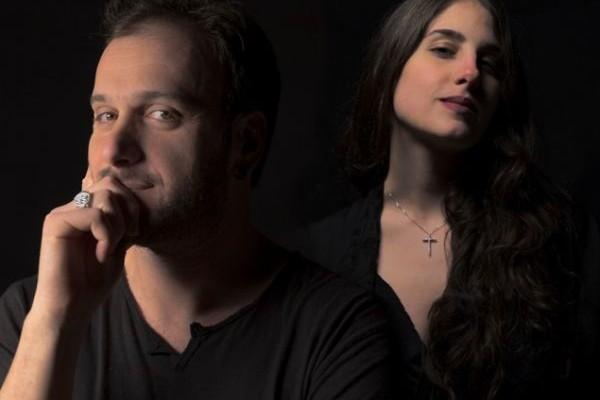 Παυλίνα Βουλγαράκη και ο Χρήστος Νινιός στον Σταυρό του Νότου