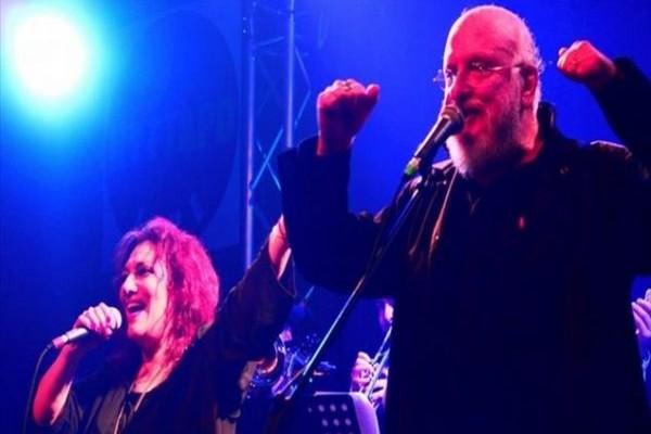 «Σήκω ψυχή μου δώσε ρεύμα»: Διονύσης Σαββόπουλος & Ελένη Βιτάλη στο Μέγαρο!