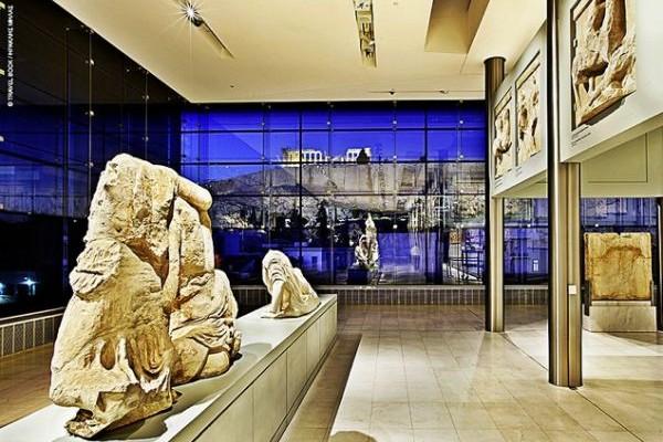 28η Οκτωβρίου στο Μουσείο Ακρόπολης: Εκπλήξεις για όλη την οικογένεια!