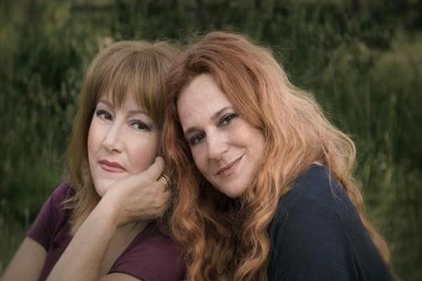 Eυανθία Ρεμπούτσικα & Έλλη Πασπαλά στο Gazarte