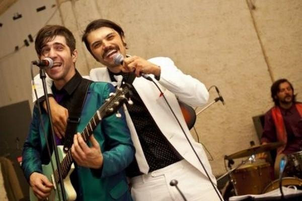 Οι Wedding Singers live στο Passport