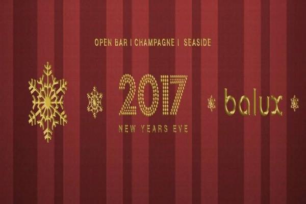 Balux: Παραμονή Πρωτοχρονιάς με μια μεγαλειώδη παραγωγή που θα συζητηθεί!