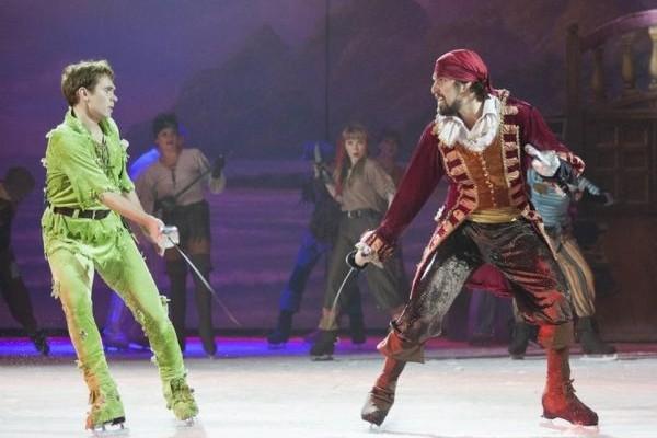 Peter Pan On Ice: Το καλύτερο χριστουγεννιάτικο δώρο για τα παιδιά και όλη την οικογένεια!